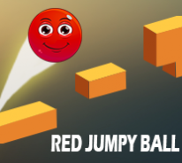 Red Jumpy Ball