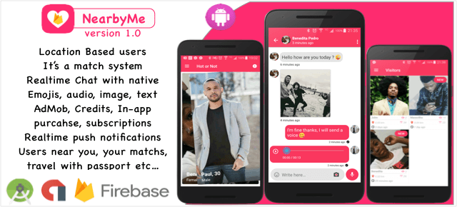 android dating app source code